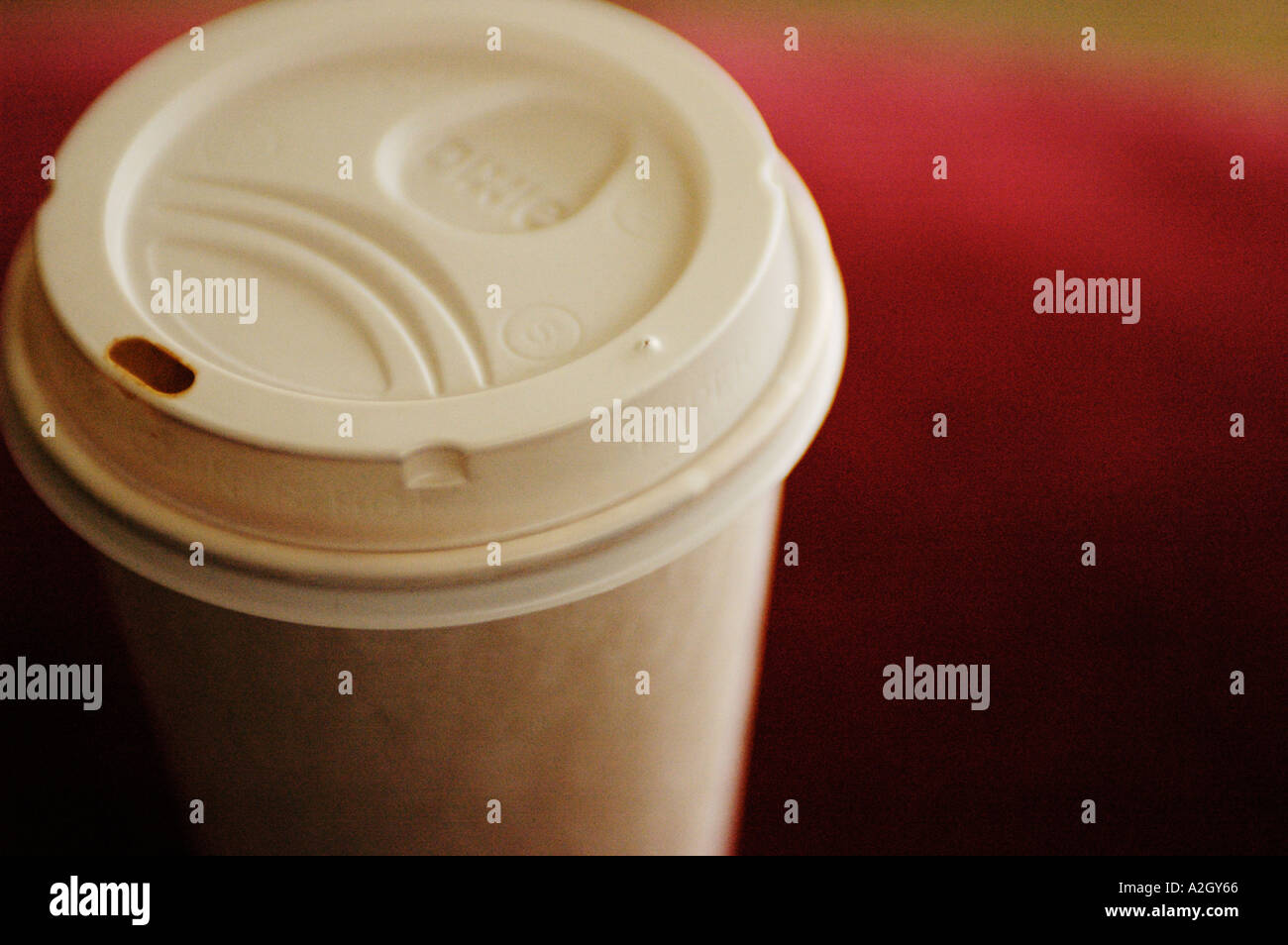 Still life Coffee cup - Stock Image