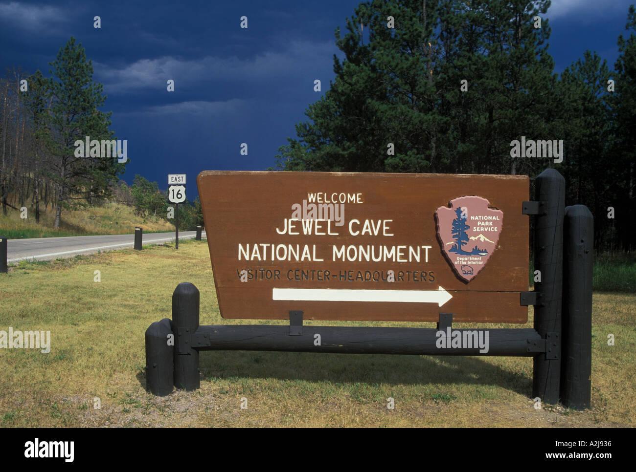 AJ21800, Black Hills National Forest, SD, South Dakota - Stock Image