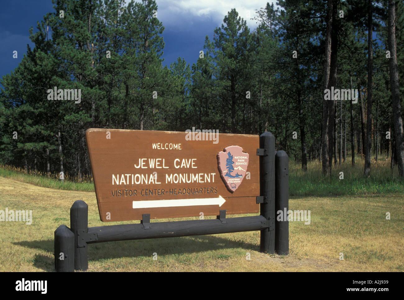 AJ21801, Black Hills National Forest, SD, South Dakota - Stock Image
