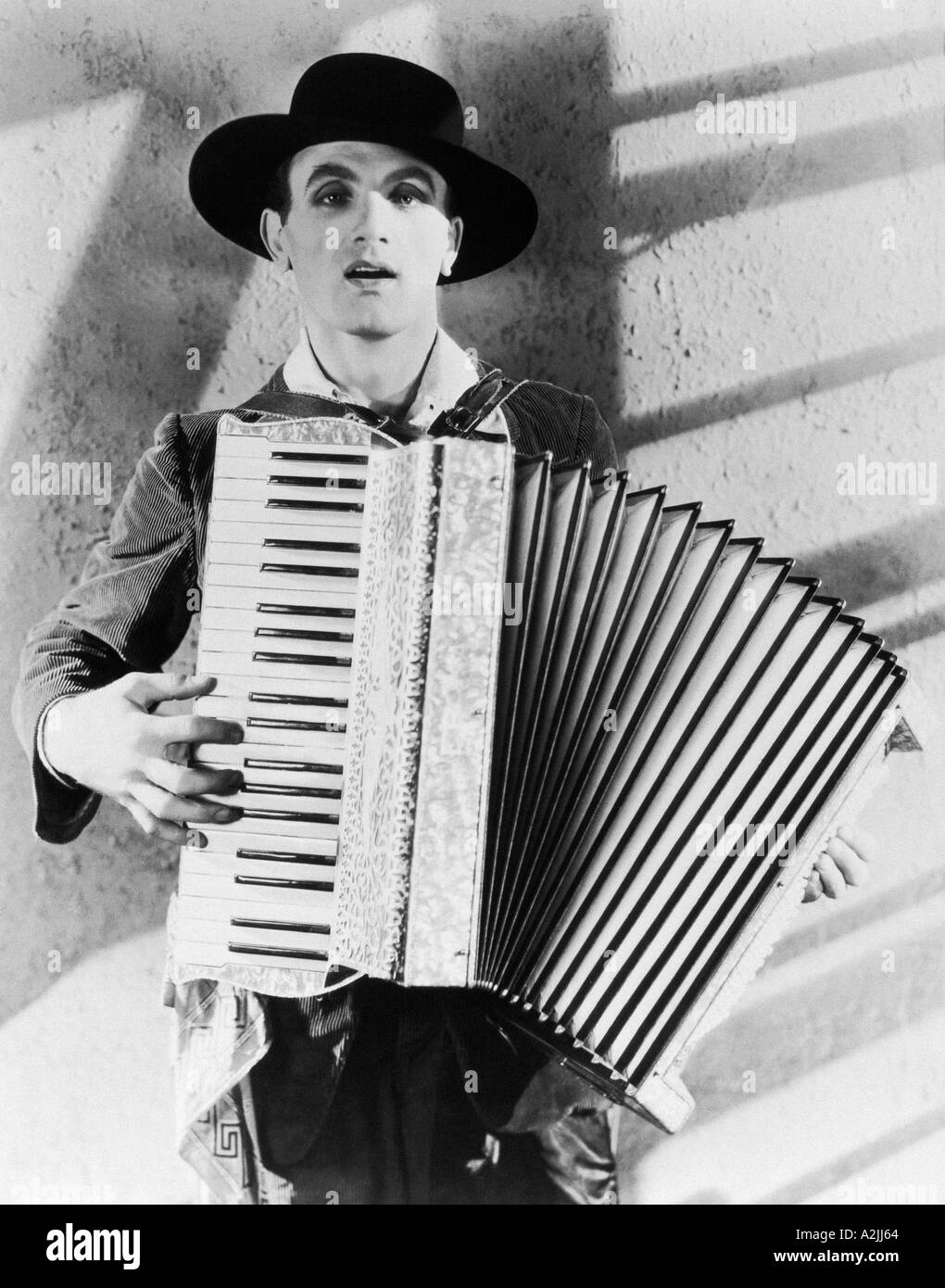ARTHUR TRACY 1930s actor singer - Stock Image
