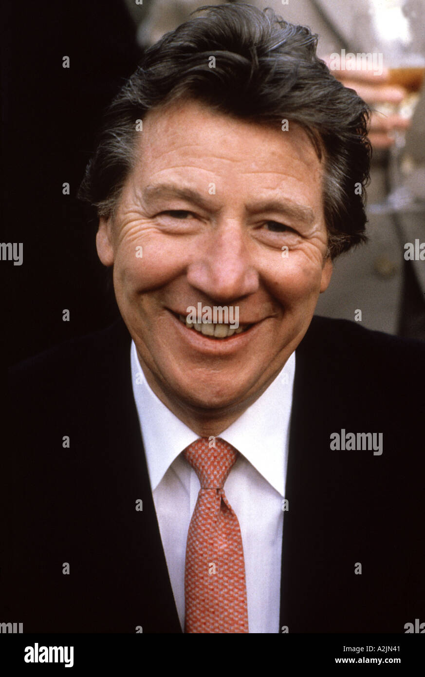 MAX BYGRAVES British actor and comedian - Stock Image