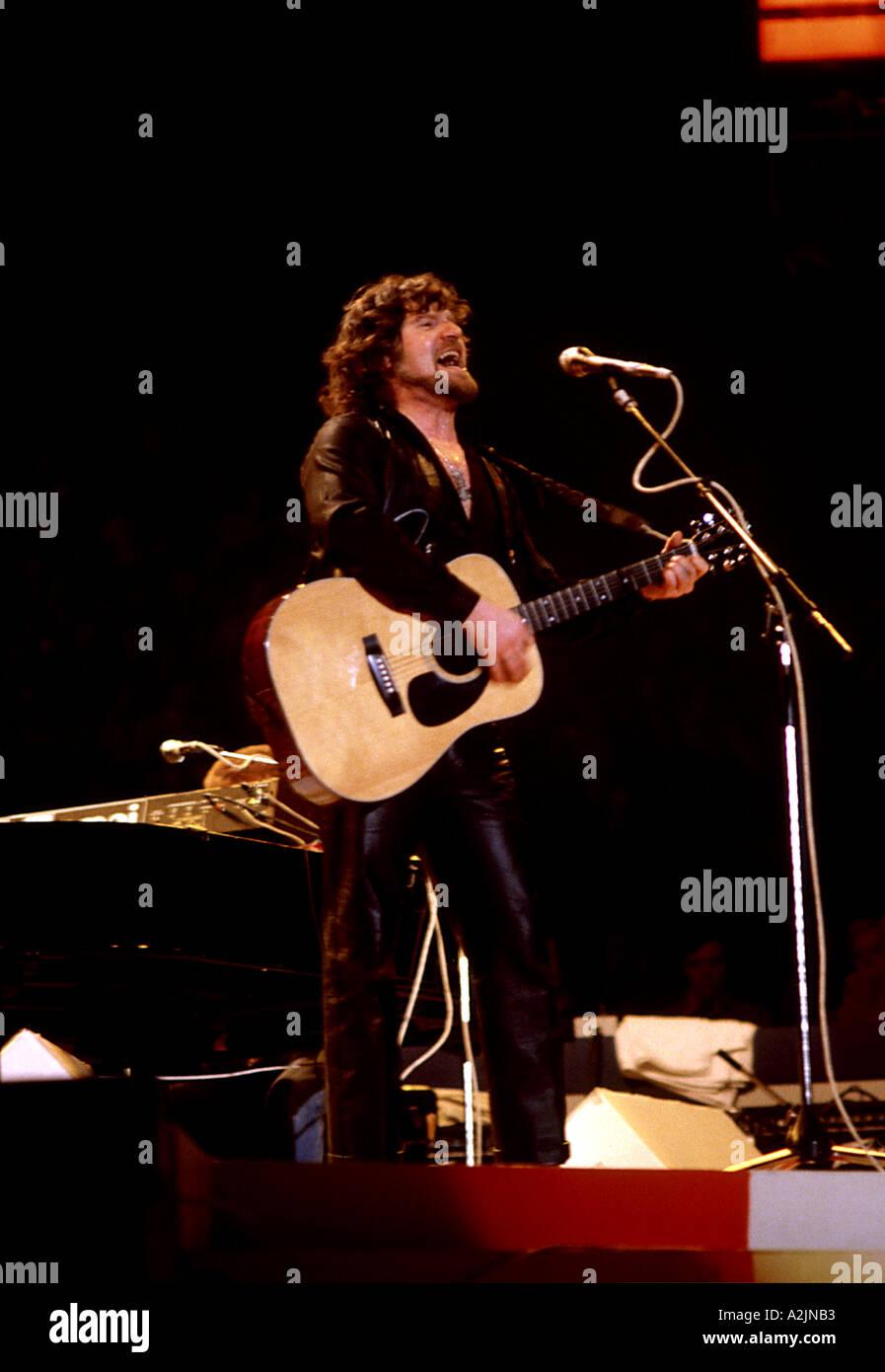 RAYMOND FROGGATT UK Country singer in 1983 - Stock Image