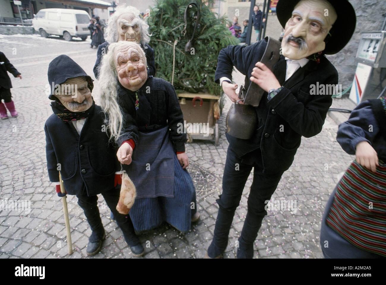 Masks - Stock Image