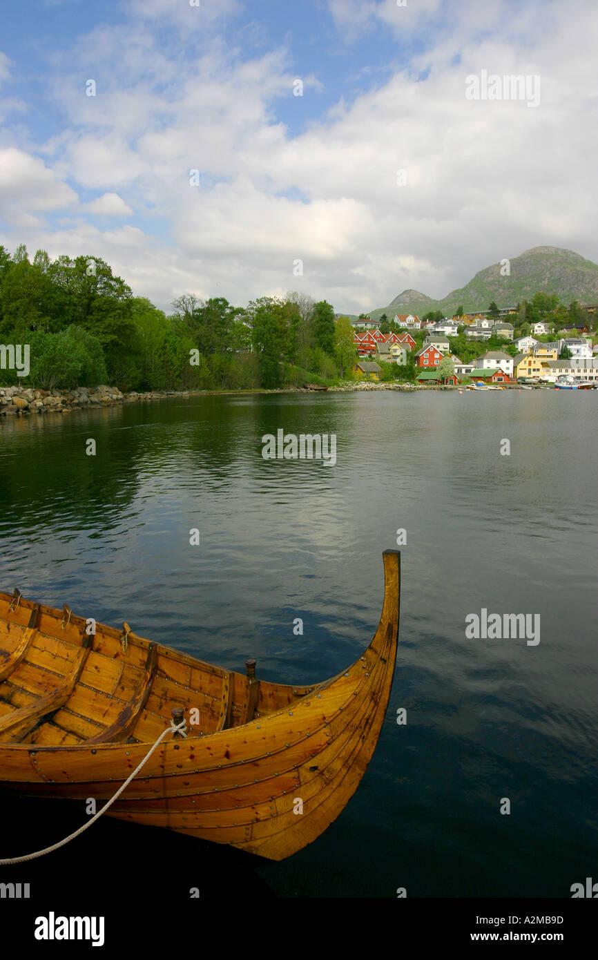 Jorpeland - Stock Image