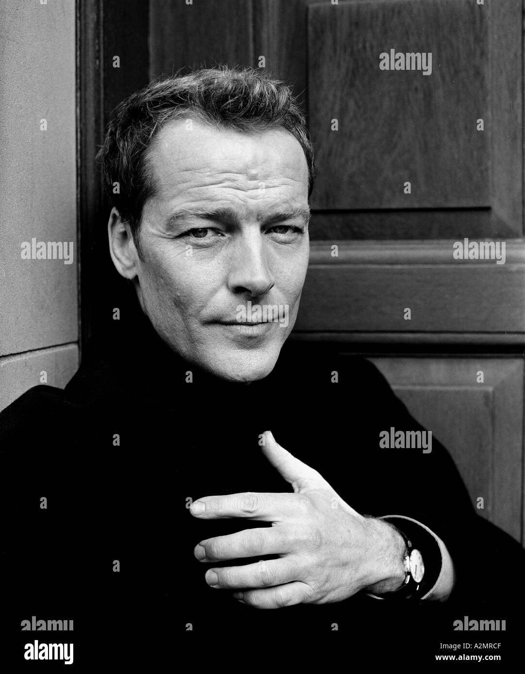 Iain Glen. Scottish film and television actor - Stock Image
