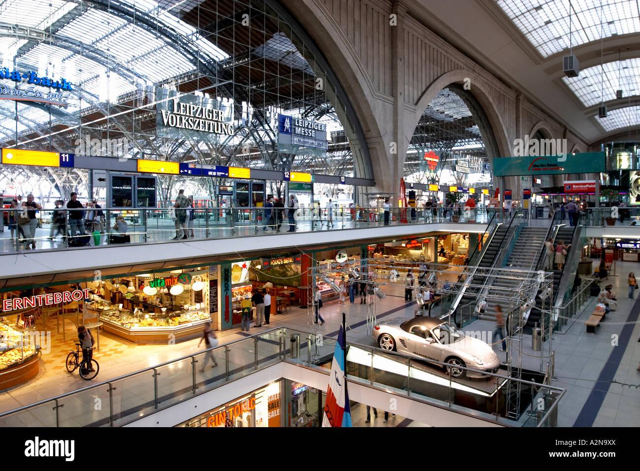 Leipzig Shopping Center