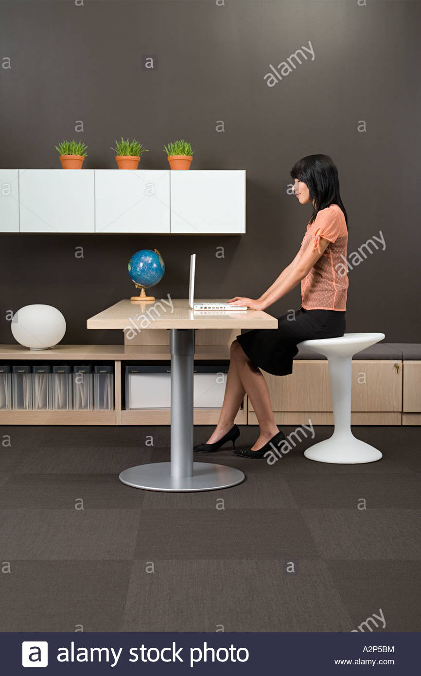 asian office furniture. Female Asian Office Worker Furniture C