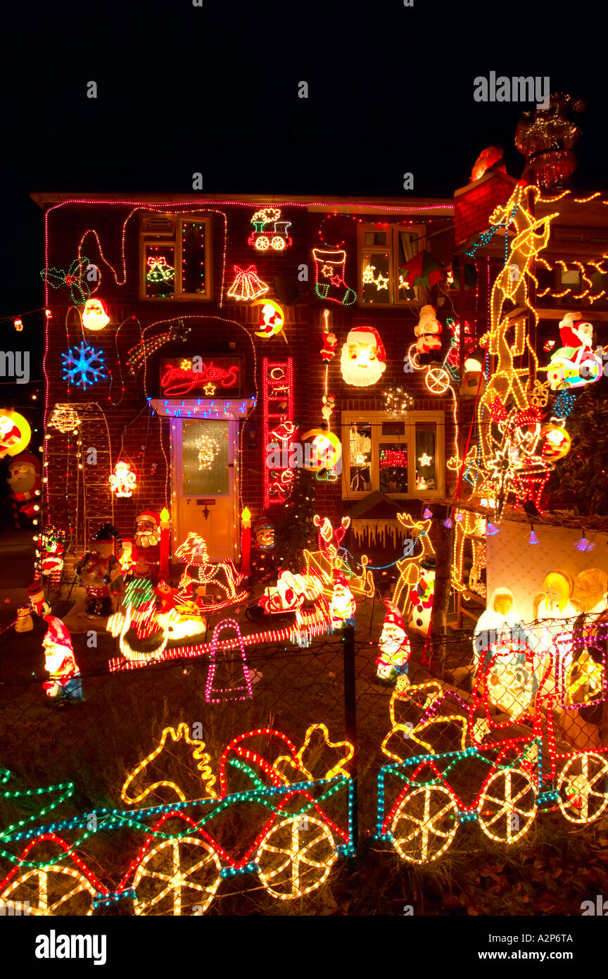 Tacky Christmas Lights Stock Photos & Tacky Christmas ...