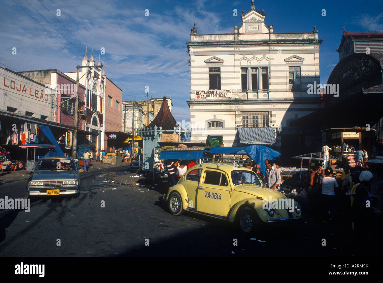 Manaus Brazil South America - Stock Image