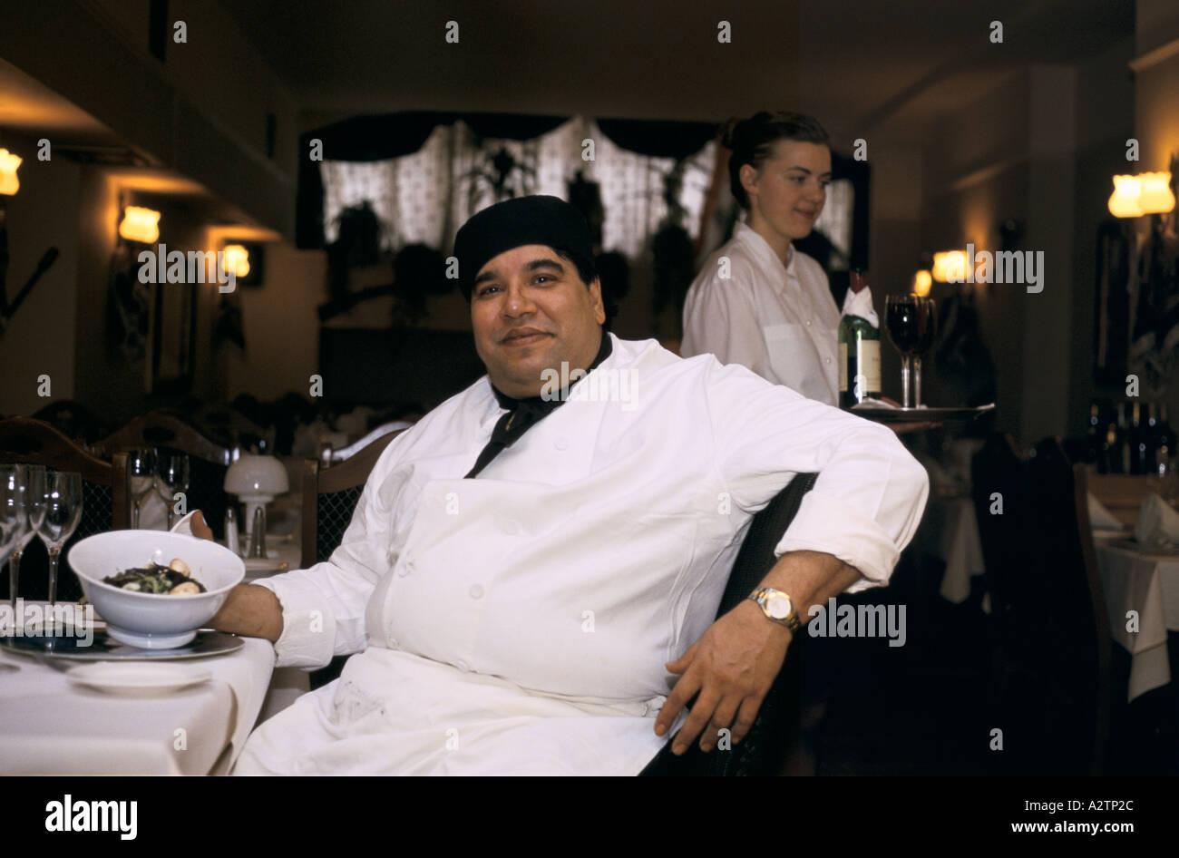 kuldeep makhni lancers chef owner june london 1997 1997 - Stock Image