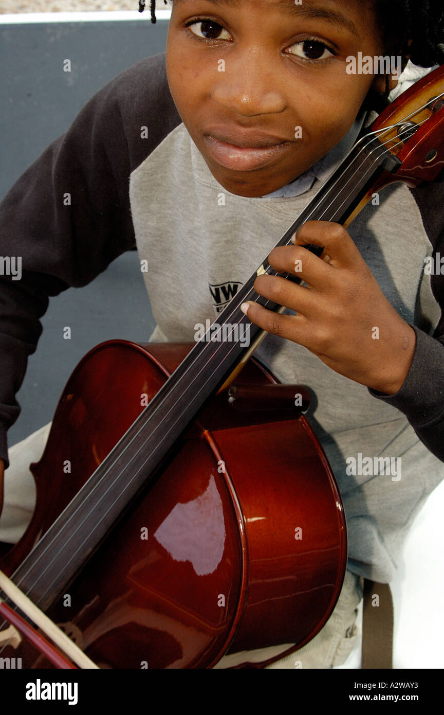 African Instrument Stringed Stock Photos & African