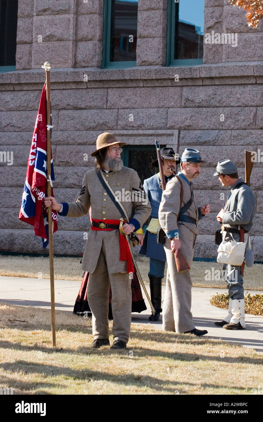 Civil War Uniforms Stock Photos & Civil War Uniforms Stock