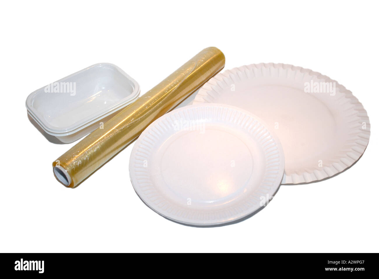 Plastic dishes paper plates and kitchen wrap all usable in microwave ovens only  sc 1 st  Alamy & Plastic dishes paper plates and kitchen wrap all usable in microwave ...