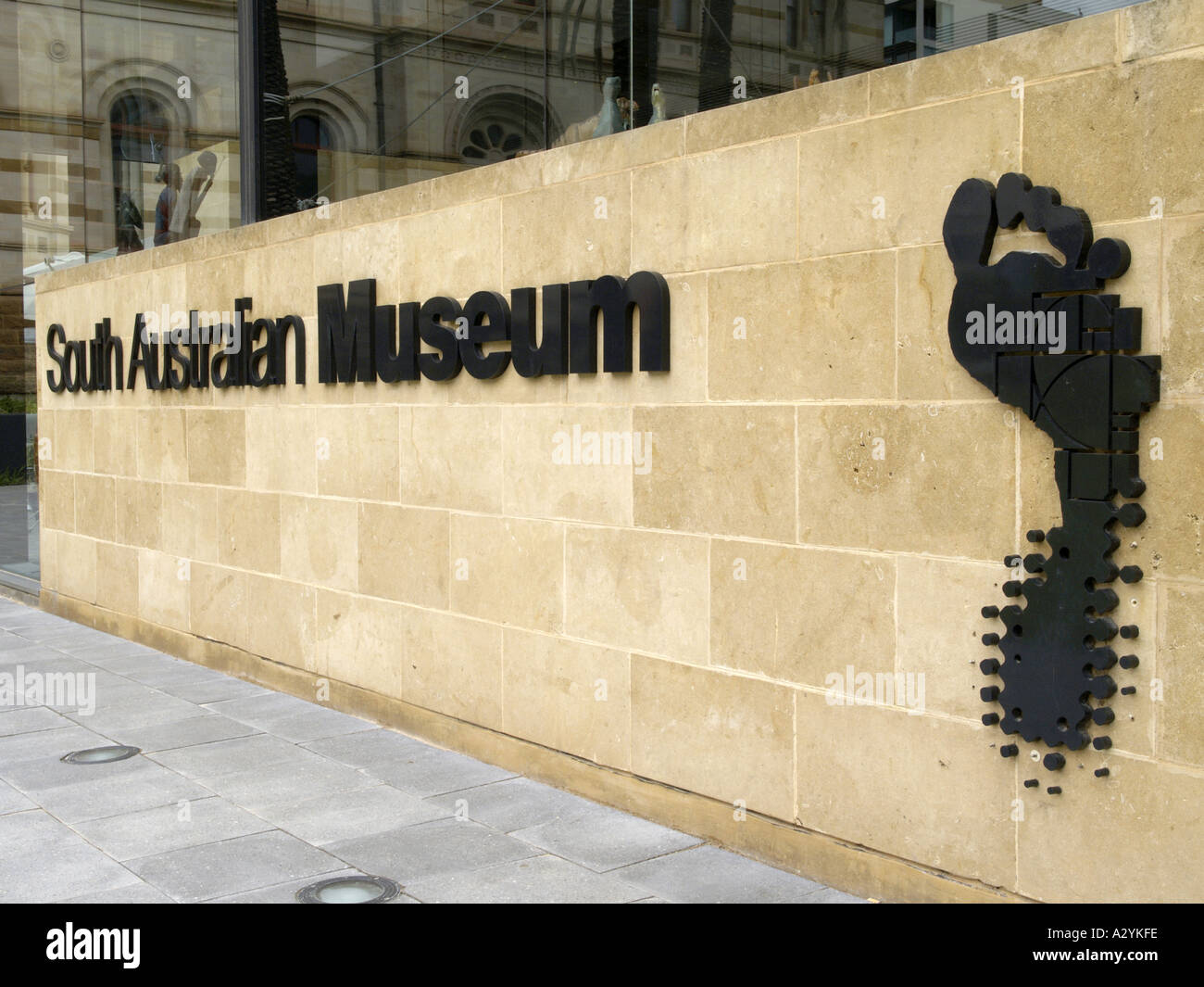 Library Museum And Art Gallery North Terrace Adelaide Stock Photos ...