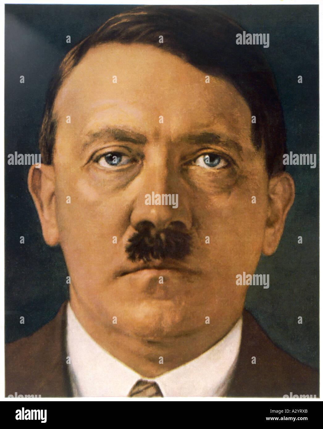 Adolf Hitler Signal - Stock Image