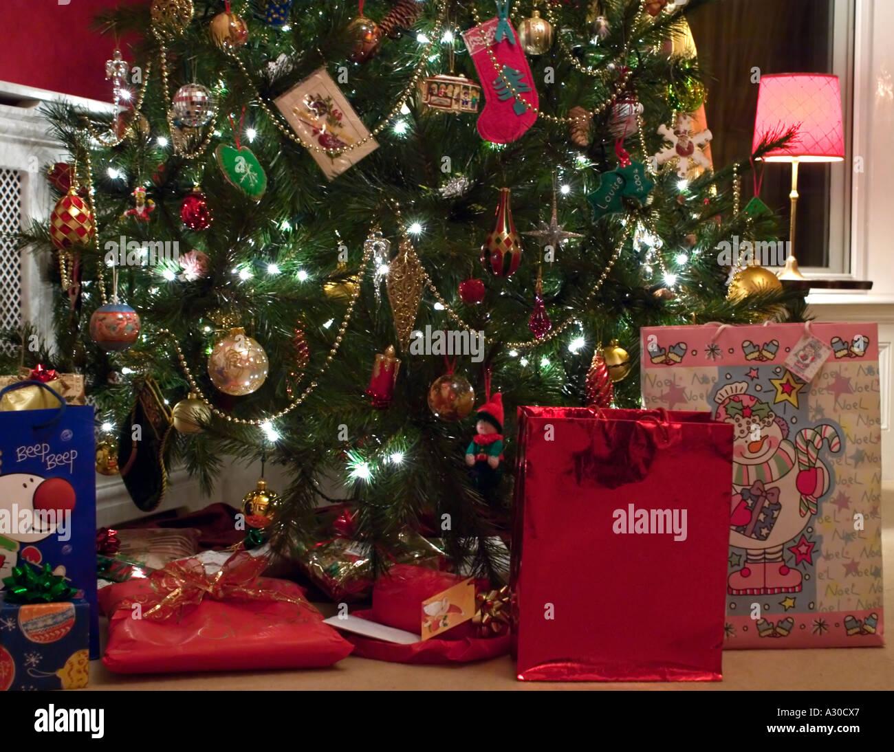 Edwardian Christmas Decorations