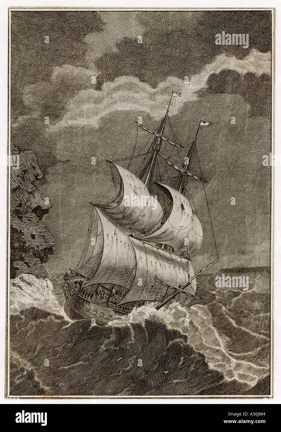 Cavendish Magellan - Stock Image