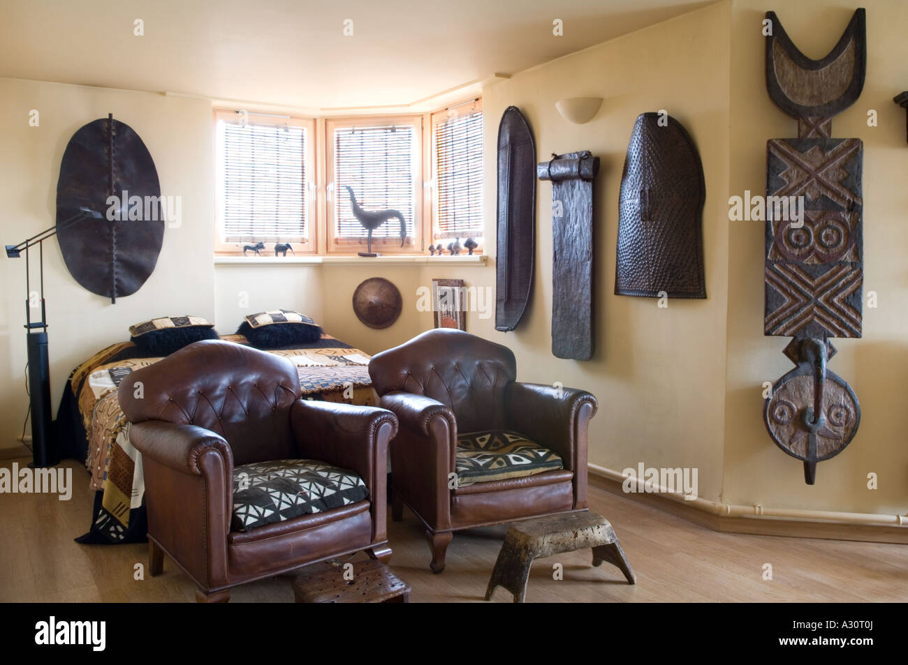 Leather Chair Stock Photos & Leather Chair Stock Images - Alamy