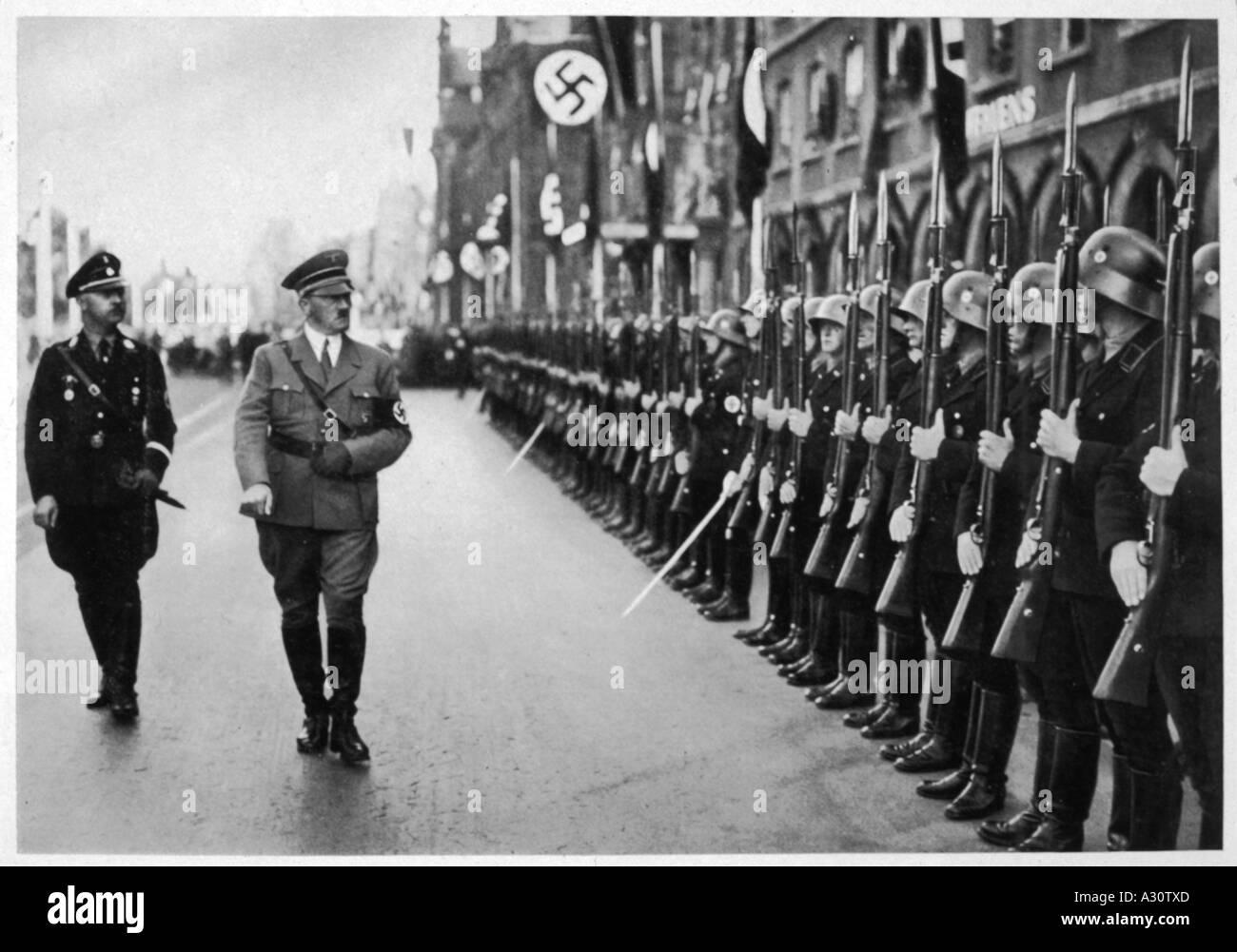 Hitler Nuremberg 1935
