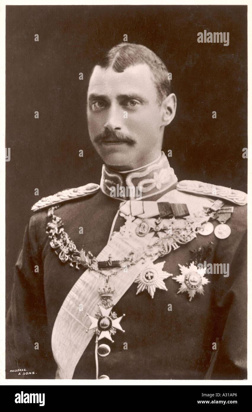 Christian X Danish Royal - Stock Image
