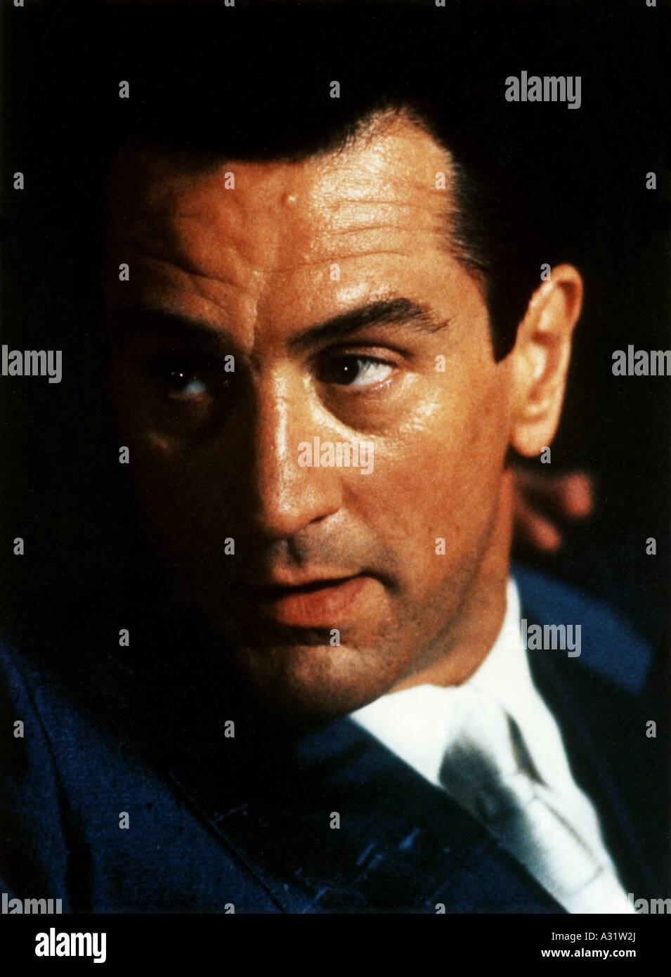 ROBERT DE NIRO US actor - Stock Image