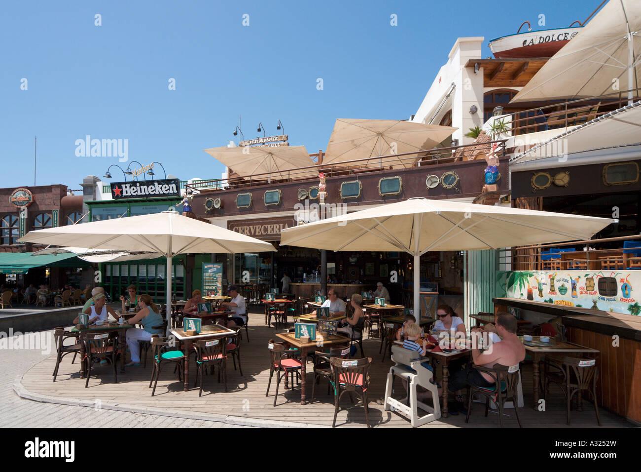 Cafe Del Carmen Puerto Del Carmen