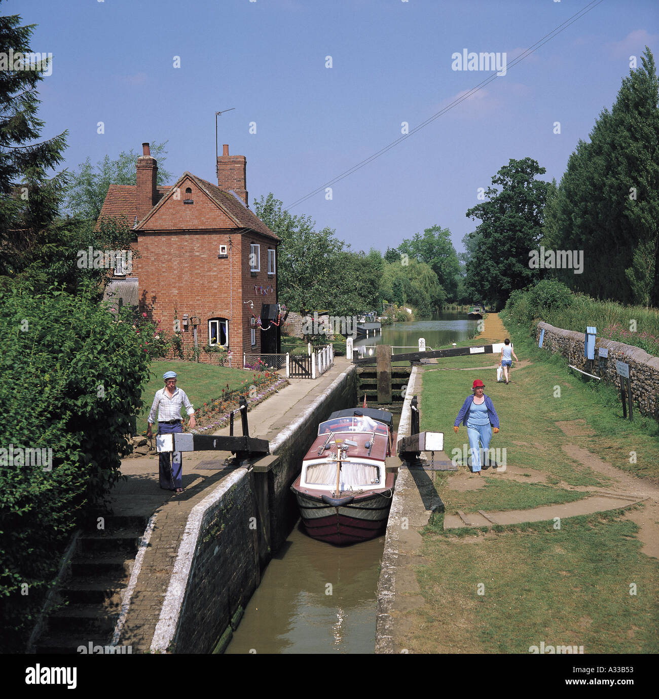 Banbury - Stock Image
