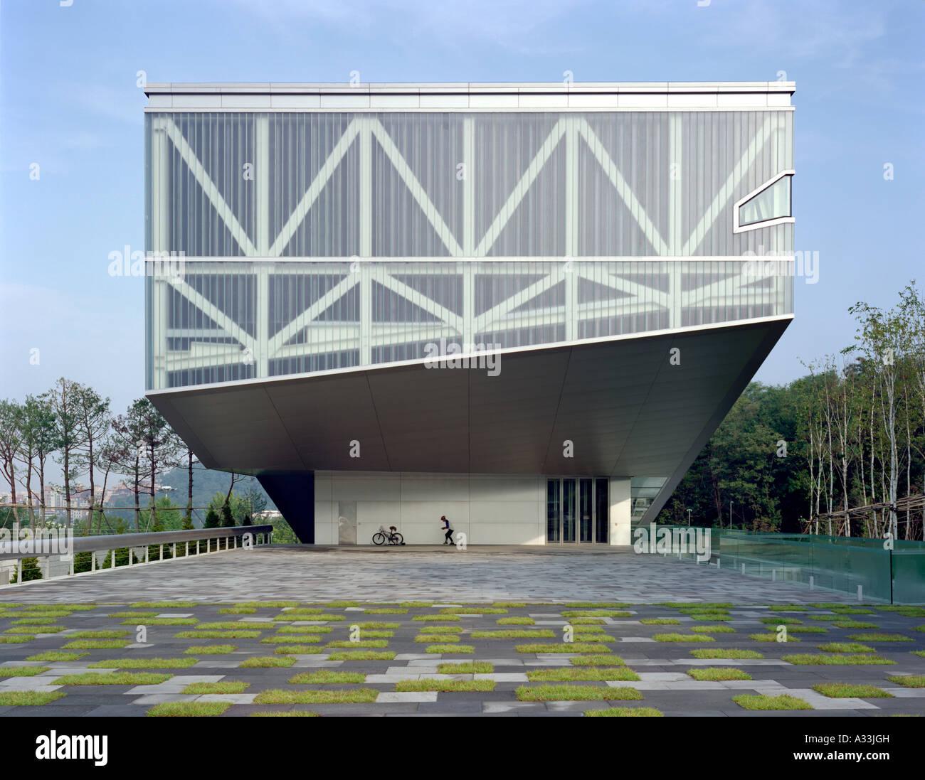 Seoul National University Museum, Seoul. 1997 Architect ...