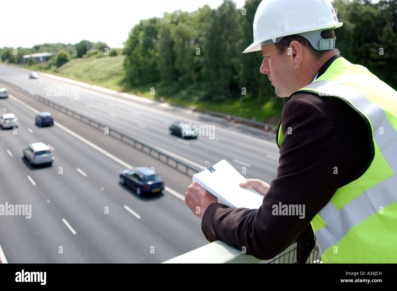 Highway Maintenance Vehicles Uk Stock Photos Amp Highway