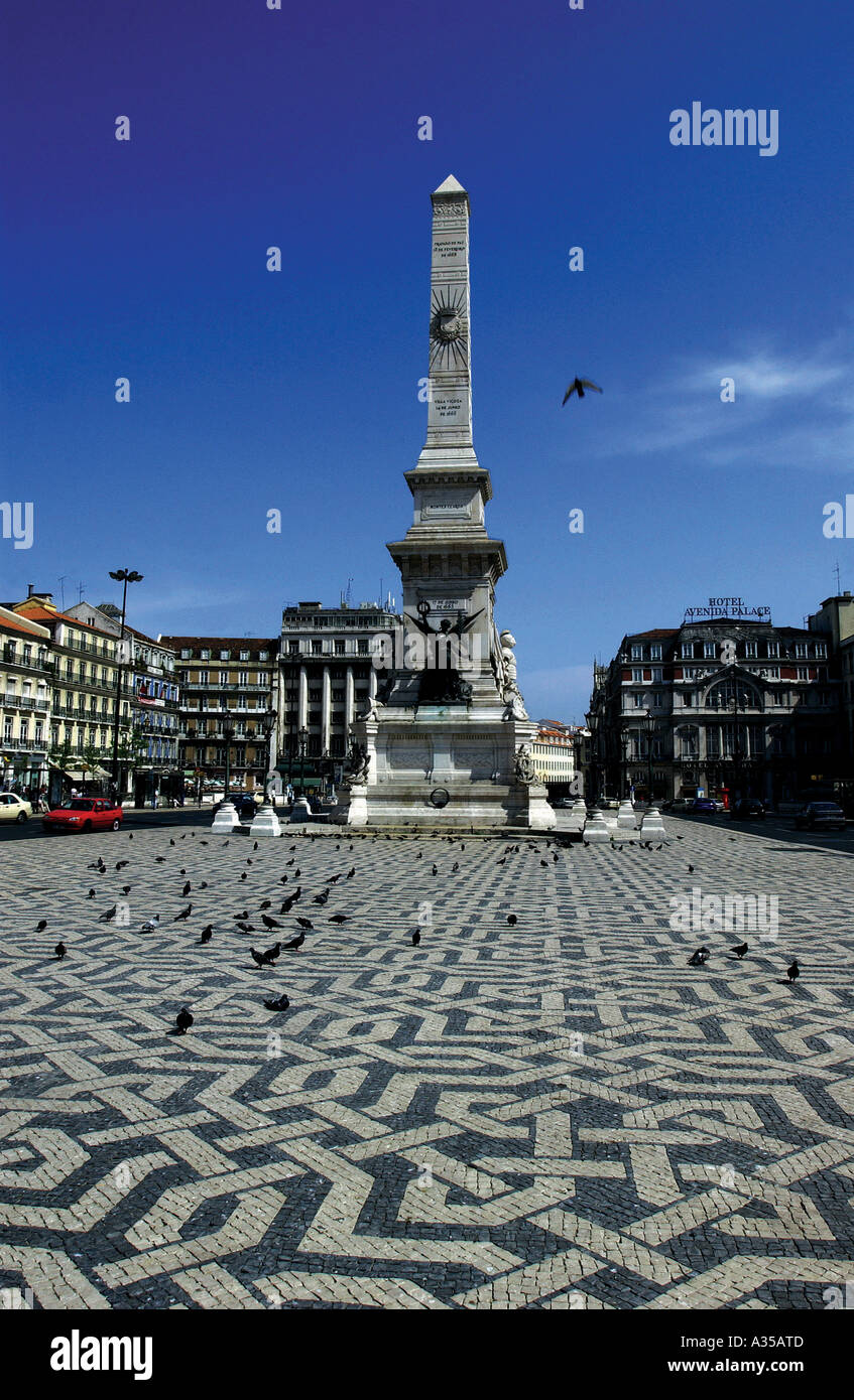open space,public square,plaza,monument,memorial,c - Stock Image