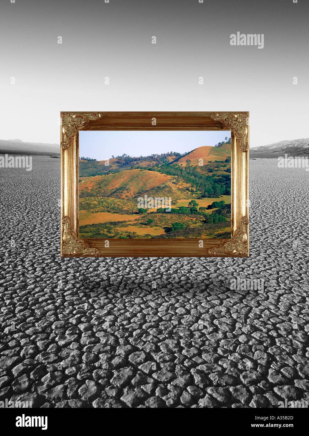 Framescape Stock Photo