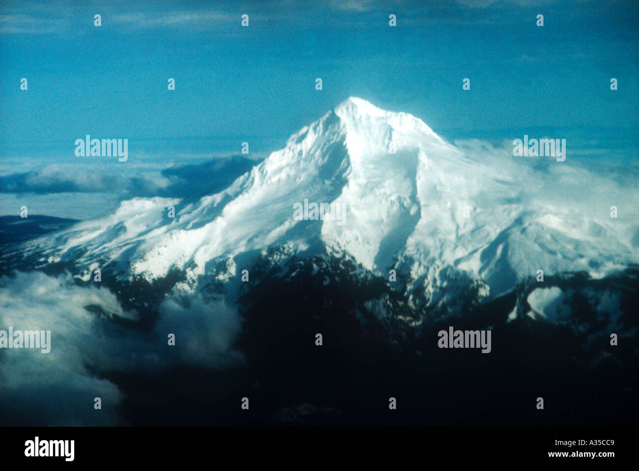 Mt Hood Oregon Stock Photo