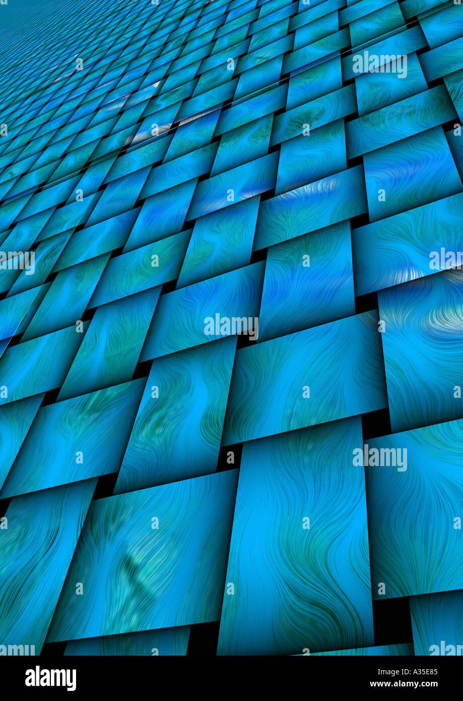 Cosmic braid - Stock Image