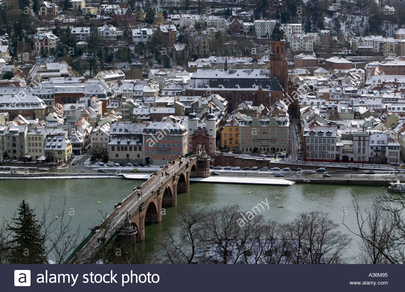 Heidelberg Winter