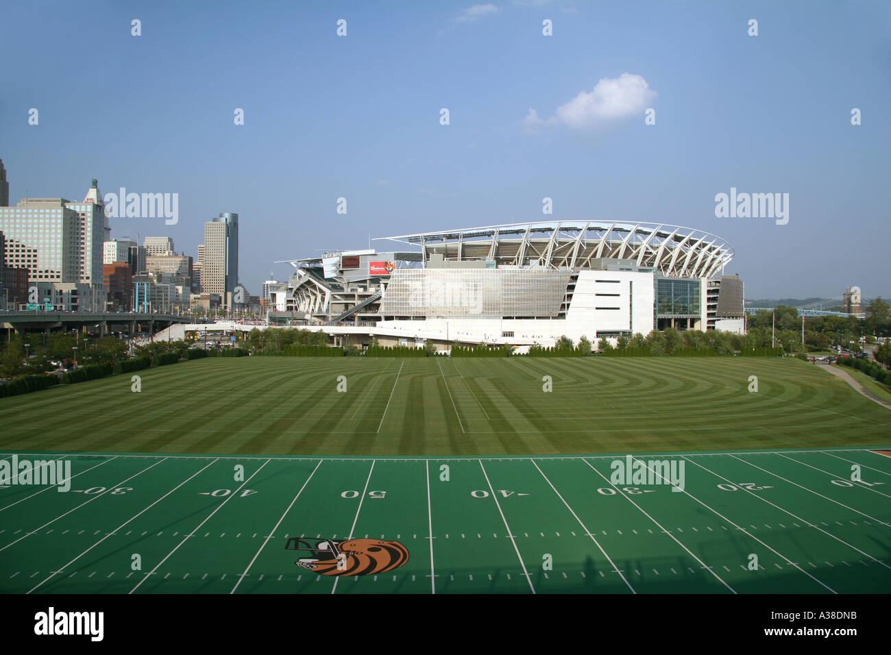 cincinnati ohio paul brown stadium stock photos cincinnati ohio