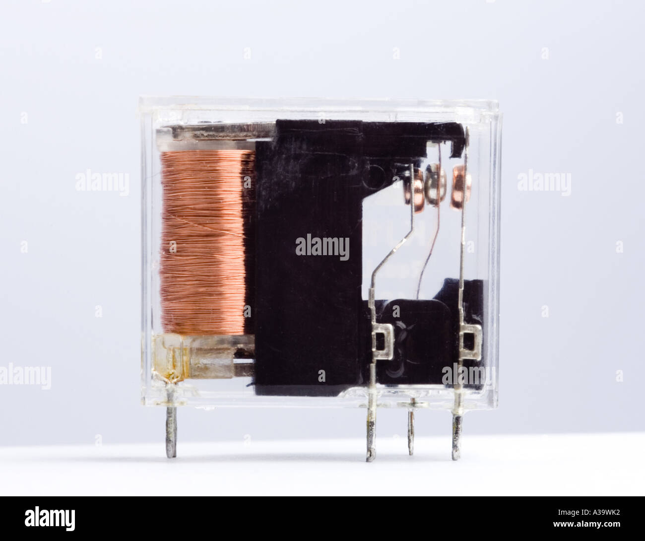 Electric Relay Stock Photos Images Page 2 Electronic Brick Electrical Image