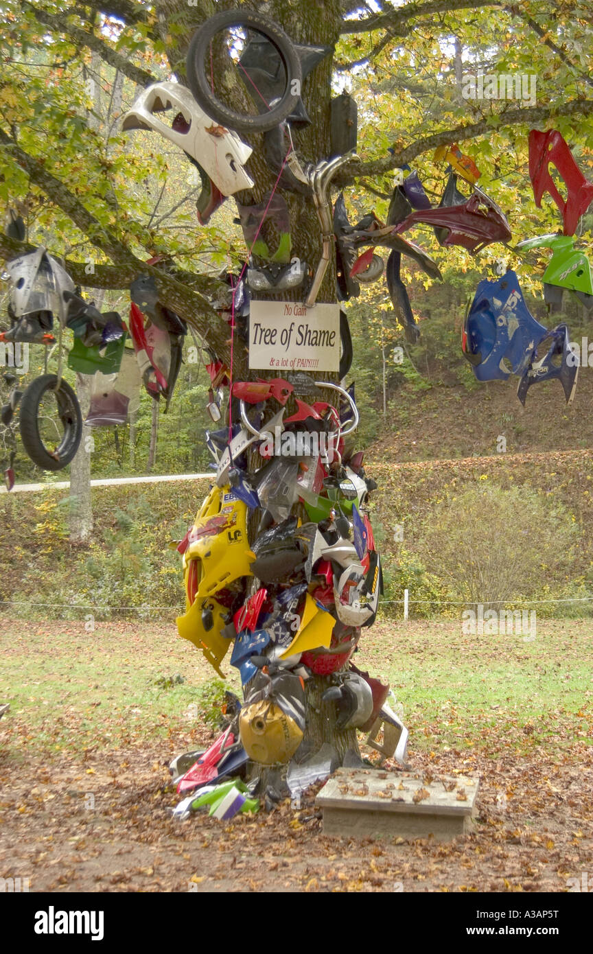 P25 114 Smoky Mtns Broken Motorcycle Parts Tree Of Shame Deal S