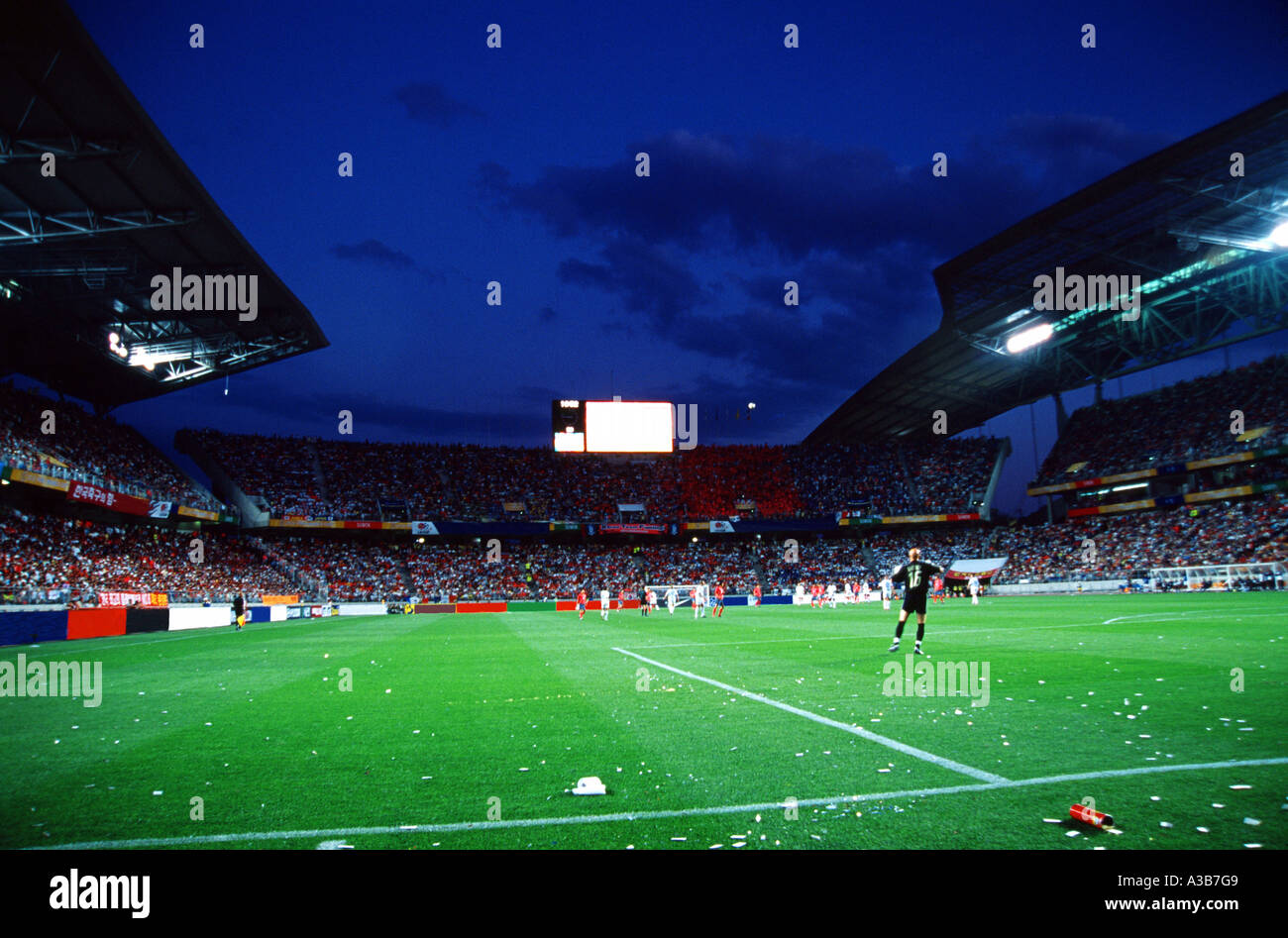 ,person,sports,soccer,soccer ground,sports ground, - Stock Image