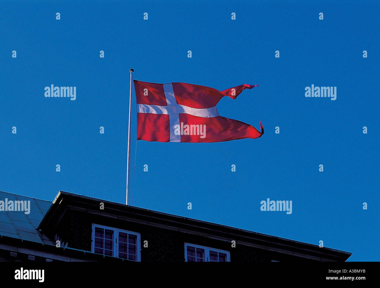 North Europe,Denmark,sightseeing place,sightseeing - Stock Image