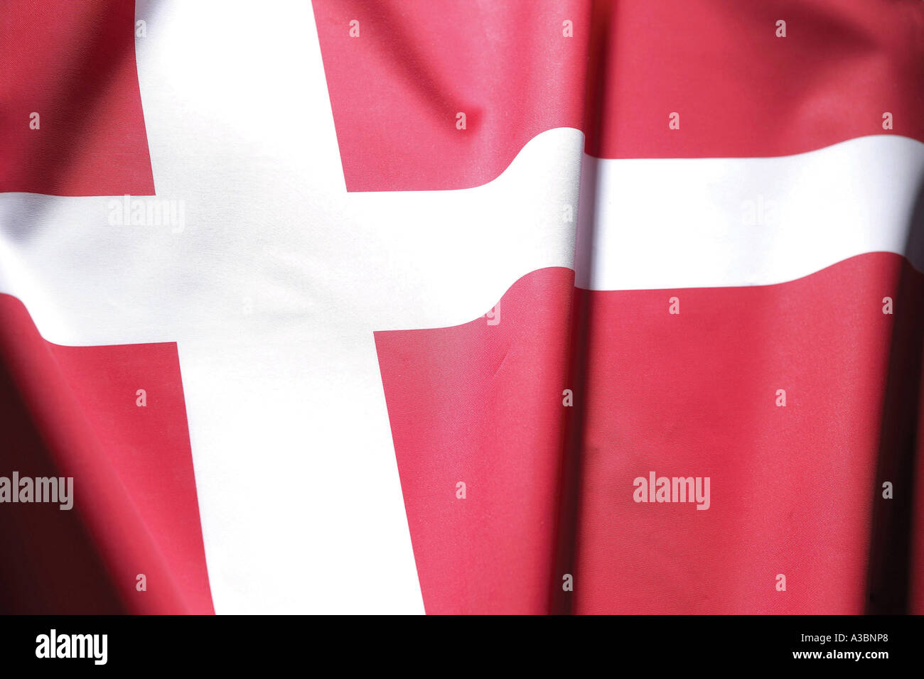 Denmark,Denmark national flag,national flag,Danneb - Stock Image