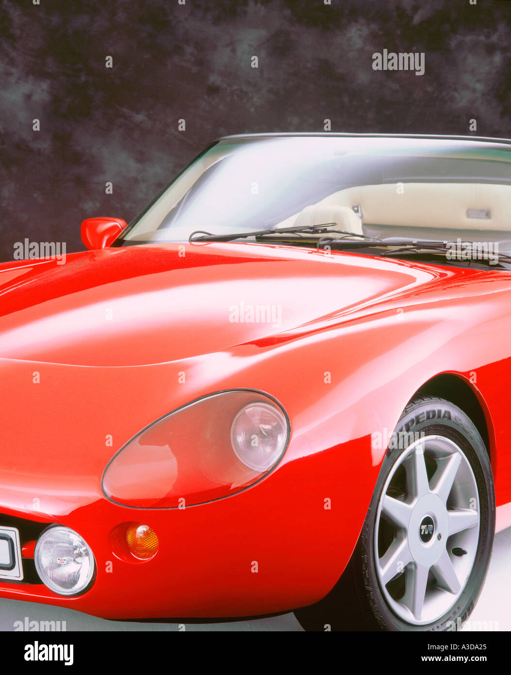 1995 TVR Griffith - Stock Image