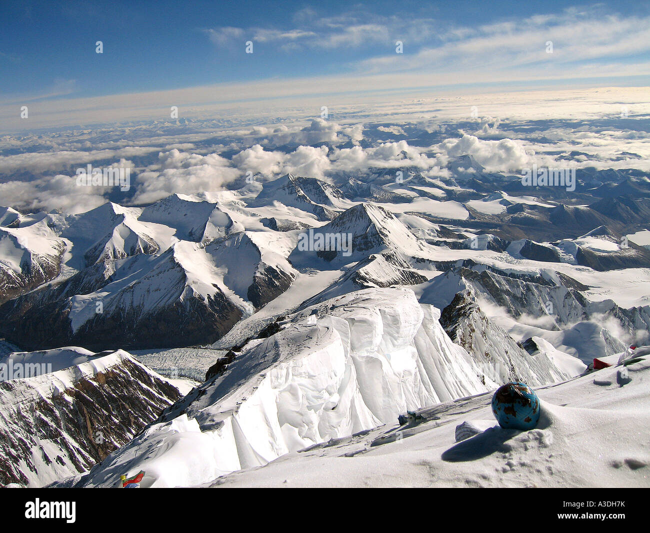 views from mount everest - 1024×689