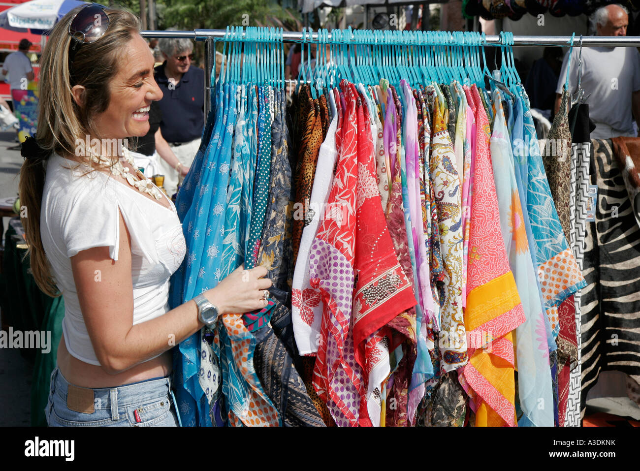 1b14ebb4 Miami Beach Florida Ocean Drive Art Deco Weekend women's clothes ...