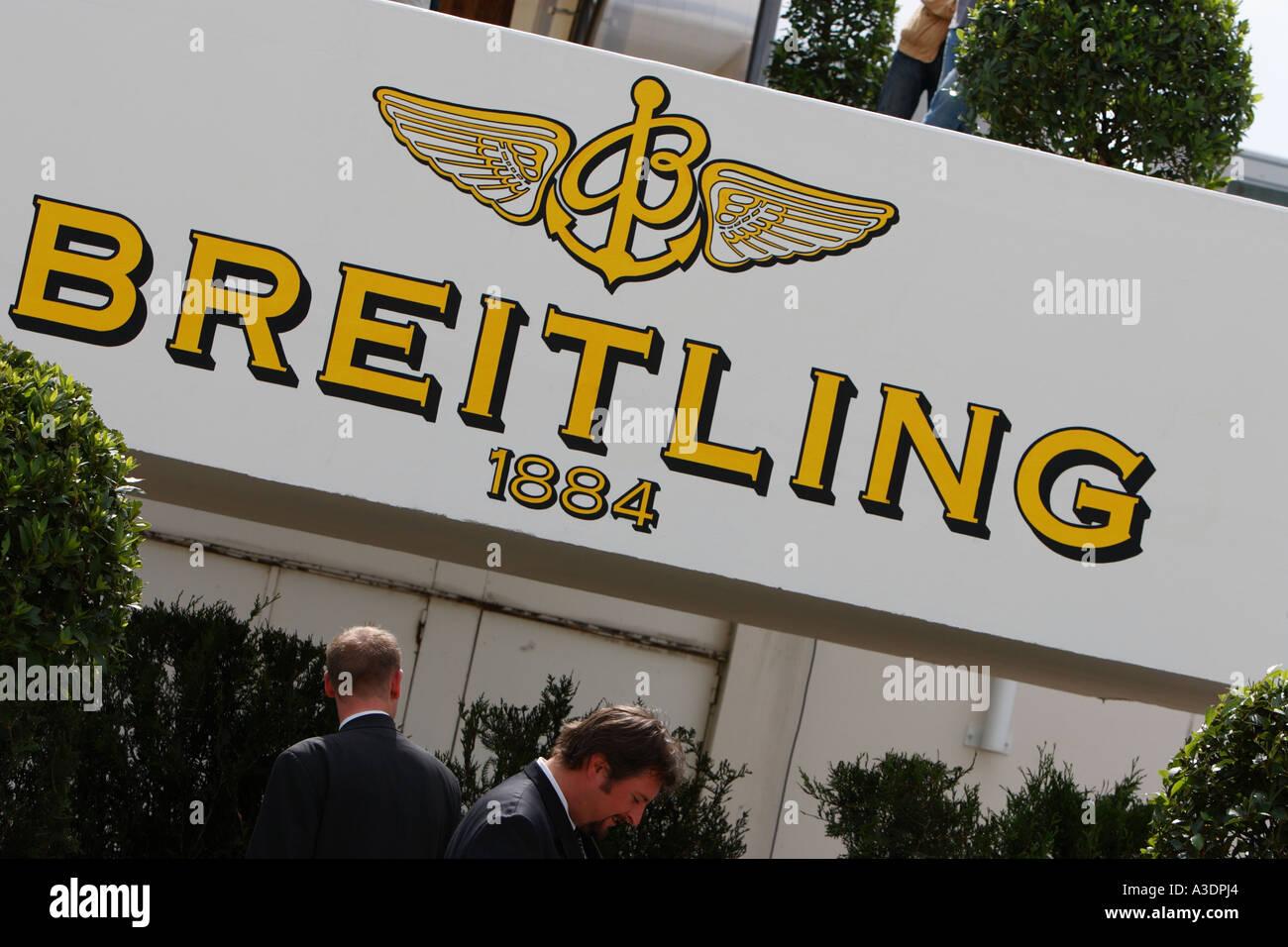 Breiting - Stock Image