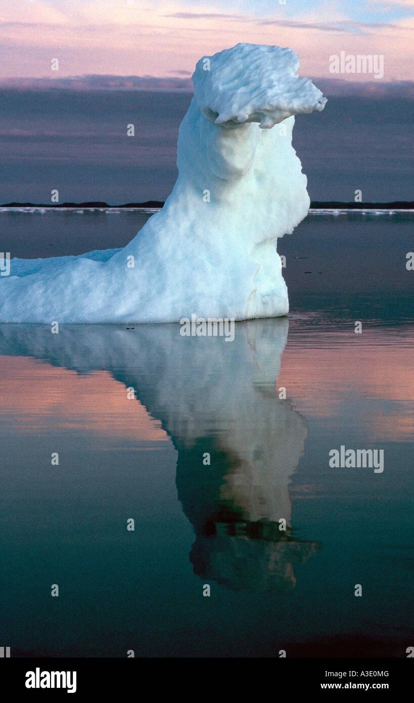 Canadian Arctic, Nunavut, Sea Ice