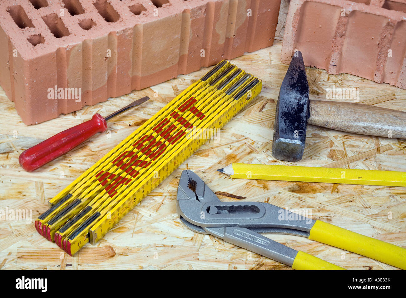 Work - symbolic picture - Stock Image