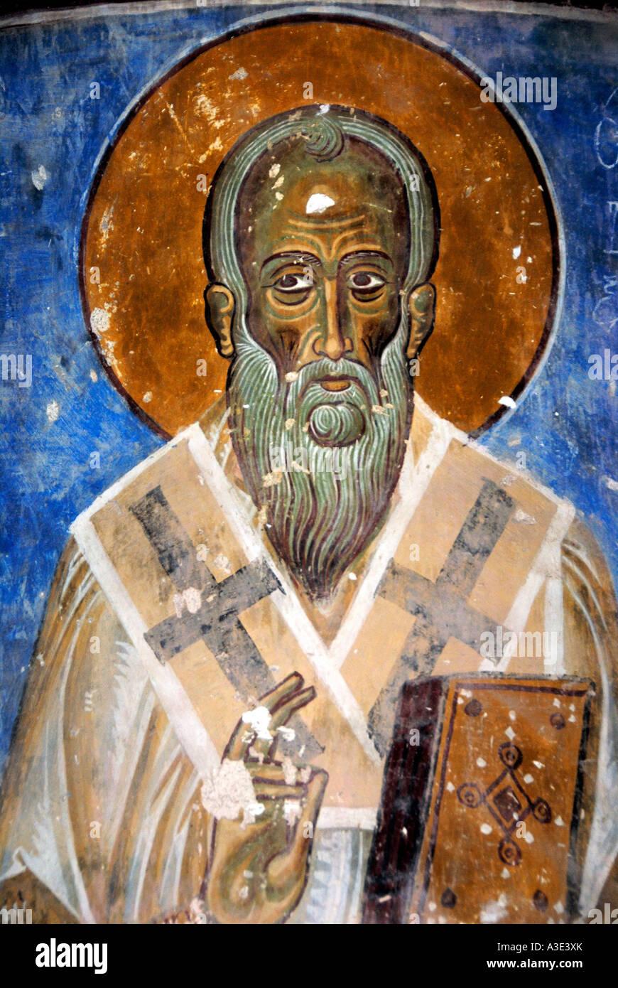 Byzantine Bishop Stock Photos Amp Byzantine Bishop Stock