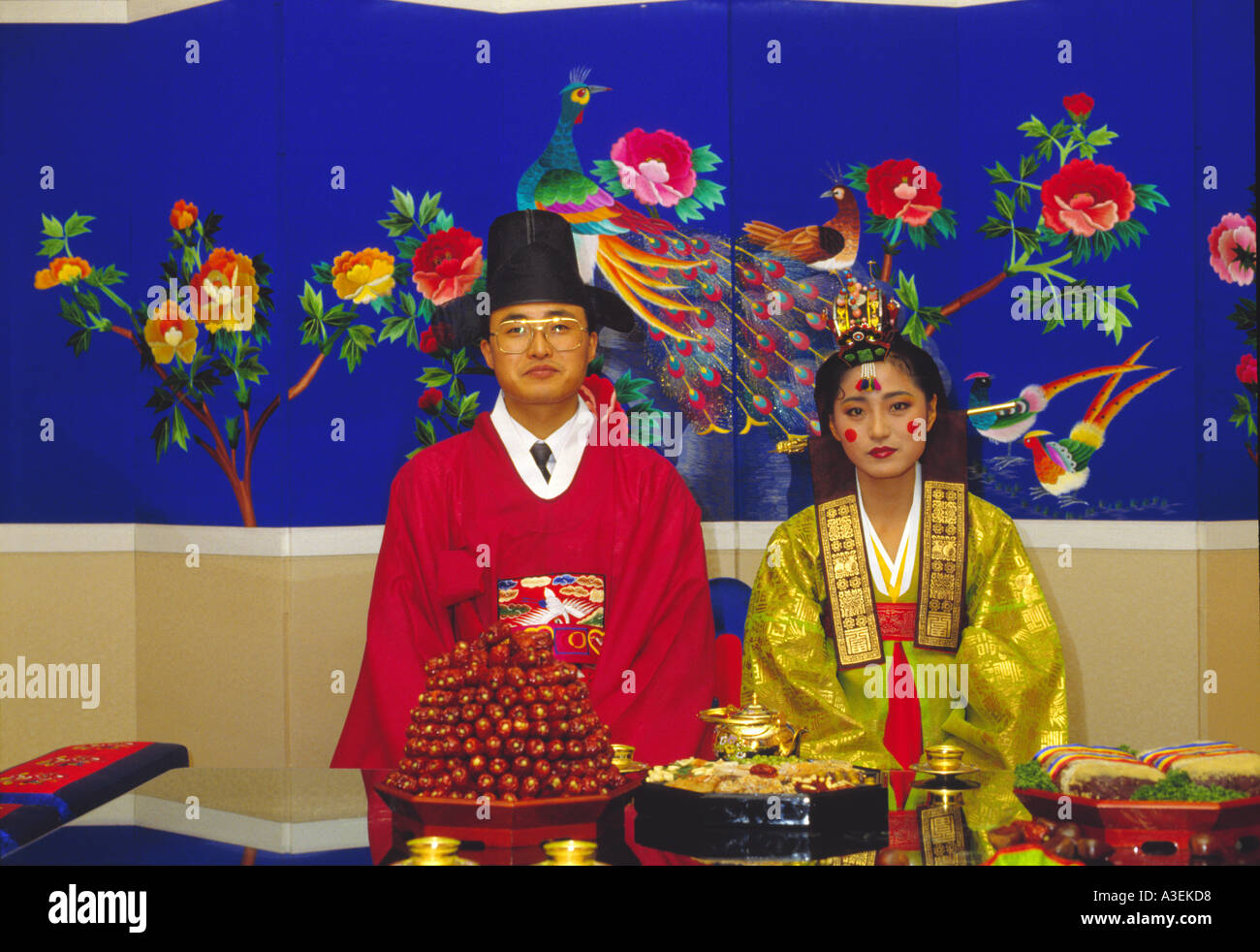 South korean marriage customs