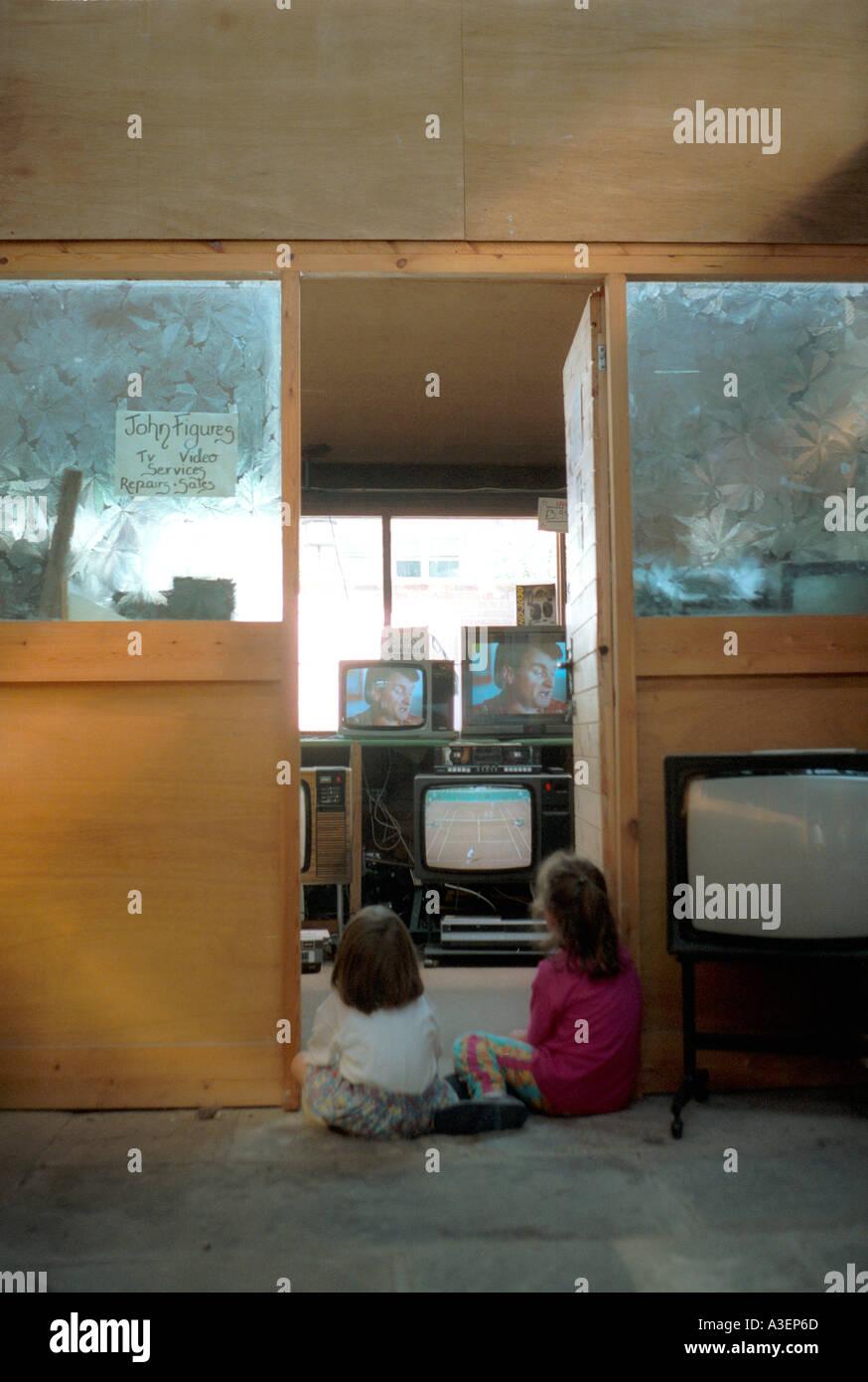 Tv Repair Shop Stock Photos & Tv Repair Shop Stock Images