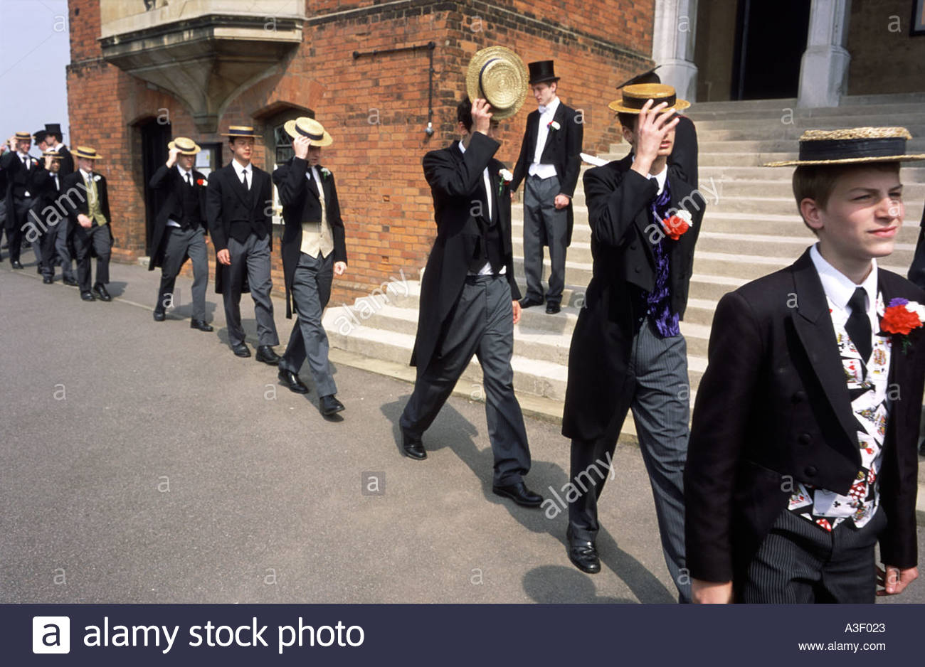 3b0d8fd5b Harrow School Boys Stock Photos & Harrow School Boys Stock Images ...